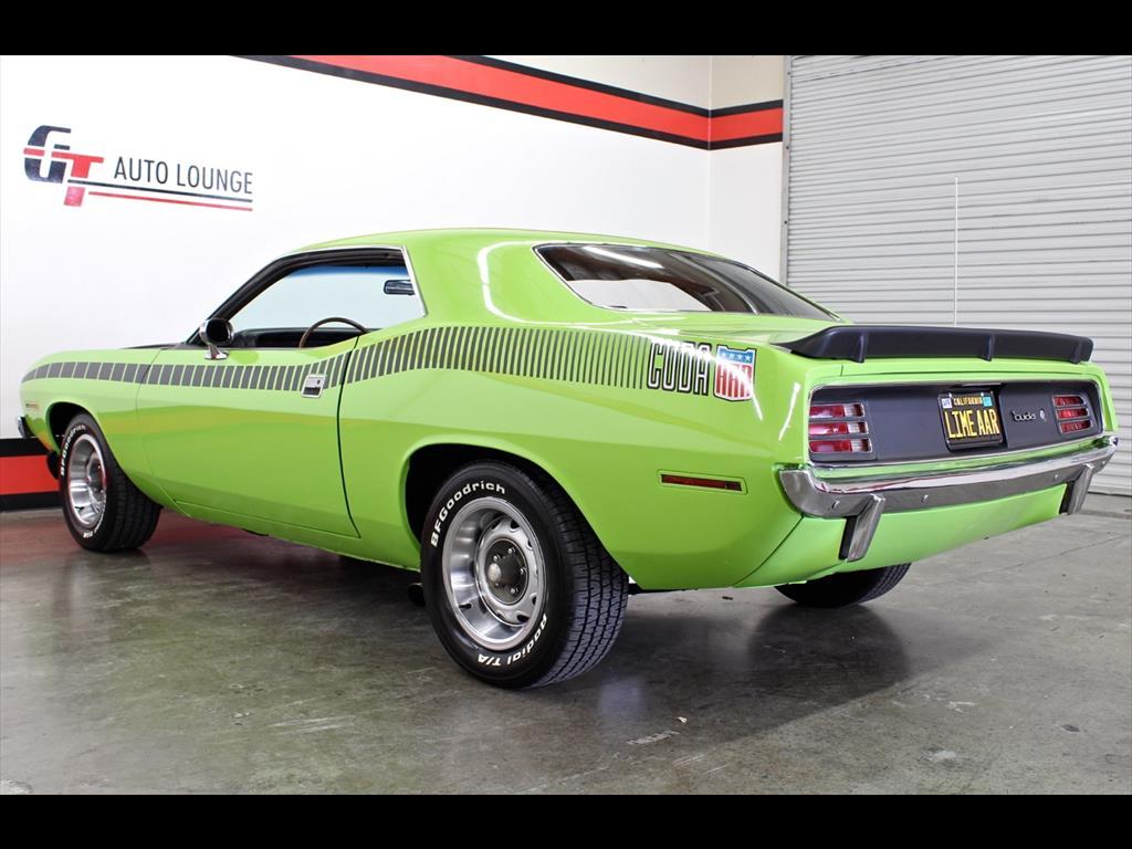 1970 Plymouth Barracuda AAR - Photo 6 - Rancho Cordova, CA 95742