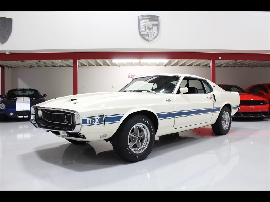 1969 Ford Mustang Shelby Gt500 For Sale In Rancho Cordova Ca Photo 1 95742