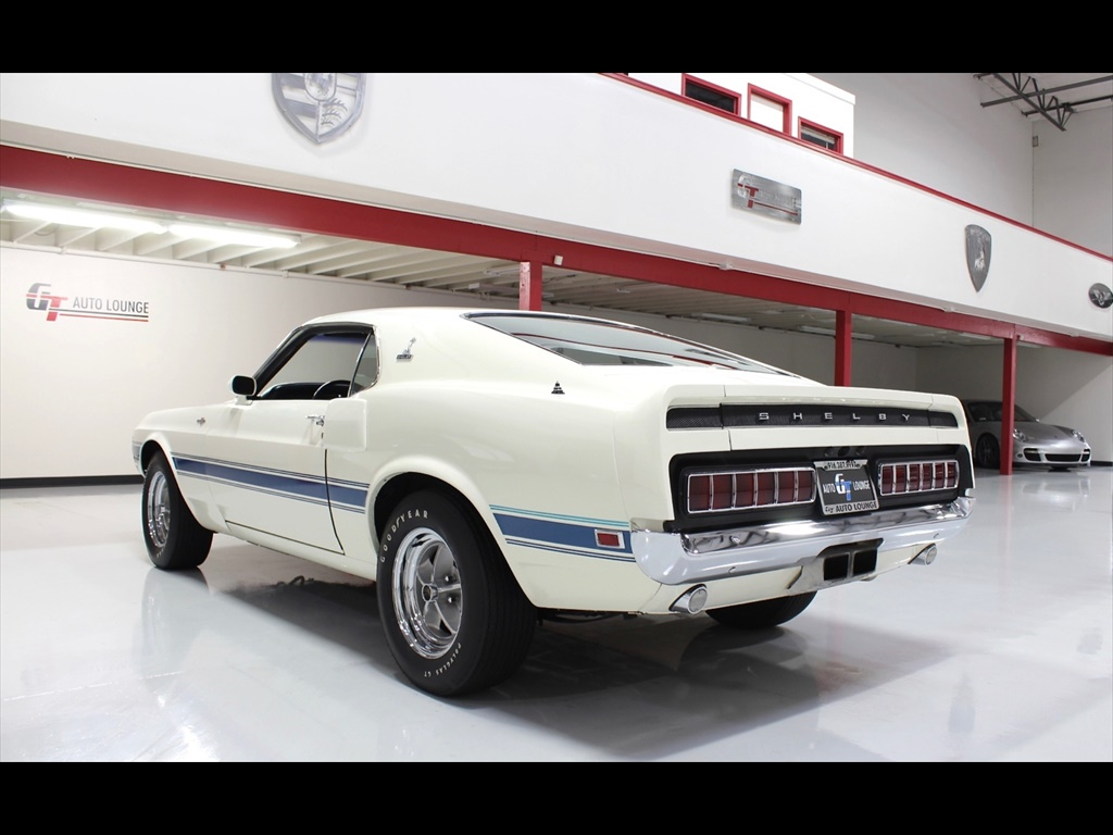 1969 Ford Mustang Shelby GT500 - Photo 6 - Rancho Cordova, CA 95742