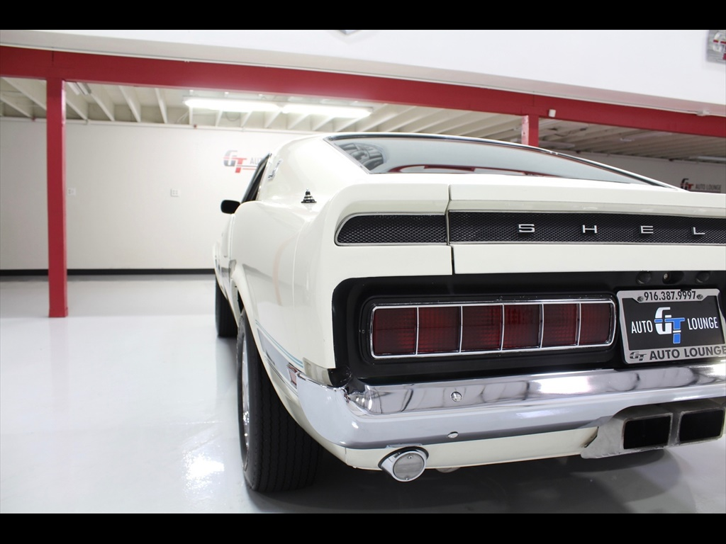 1969 Ford Mustang Shelby GT500 - Photo 11 - Rancho Cordova, CA 95742