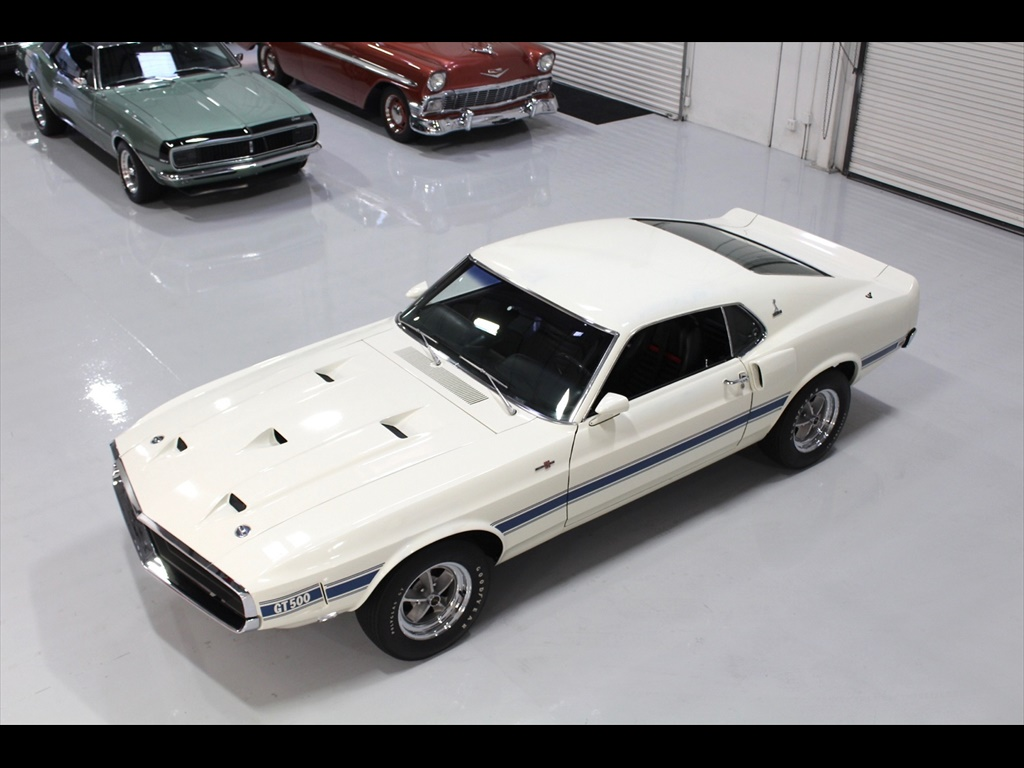1969 Ford Mustang Shelby GT500 - Photo 14 - Rancho Cordova, CA 95742