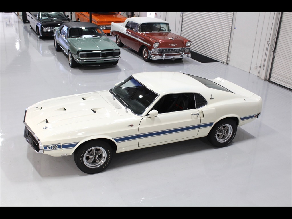 1969 Ford Mustang Shelby GT500 - Photo 53 - Rancho Cordova, CA 95742