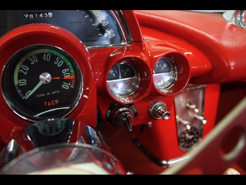1962 Chevrolet Corvette - Photo 36 - Rancho Cordova, CA 95742