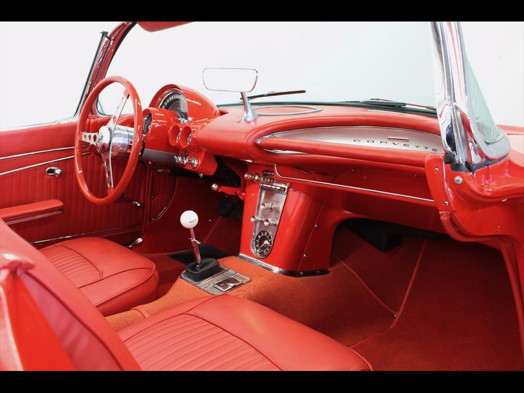 1962 Chevrolet Corvette - Photo 30 - Rancho Cordova, CA 95742