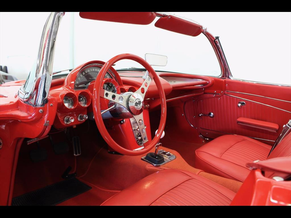 1962 Chevrolet Corvette - Photo 27 - Rancho Cordova, CA 95742