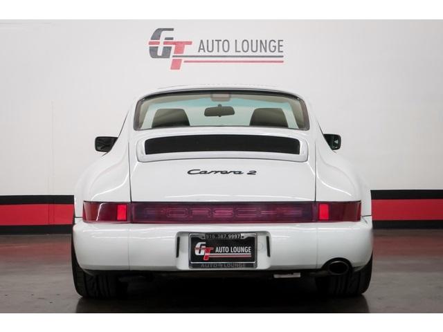 1990 Porsche 911 Carrera - Photo 18 - Rancho Cordova, CA 95742