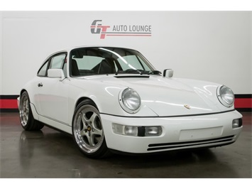 1990 Porsche 911 Carrera Coupe