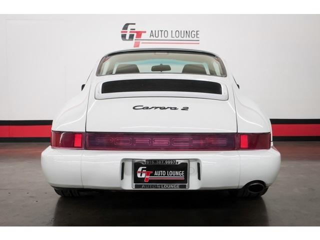 1990 Porsche 911 Carrera - Photo 21 - Rancho Cordova, CA 95742