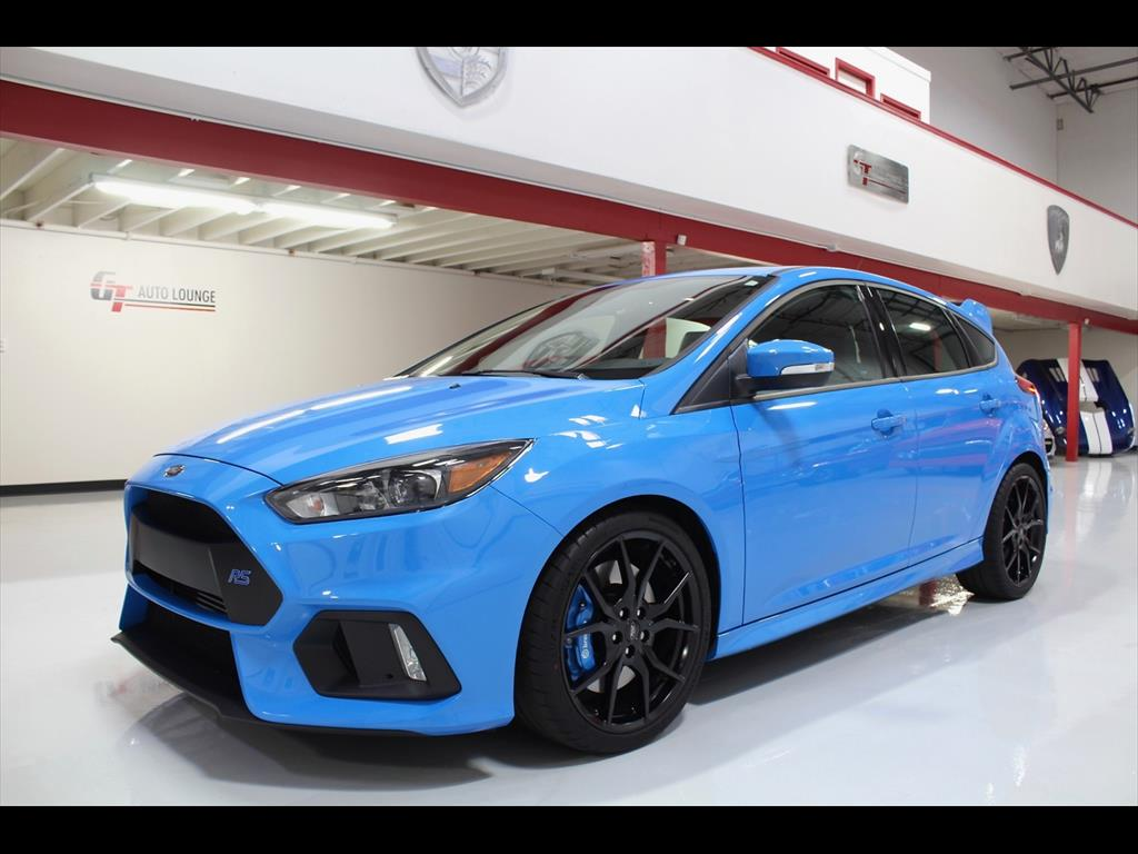 2016 Ford Focus RS - Photo 13 - Rancho Cordova, CA 95742
