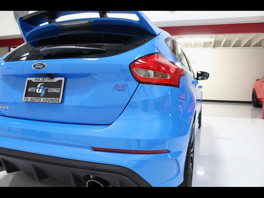 2016 Ford Focus RS - Photo 12 - Rancho Cordova, CA 95742