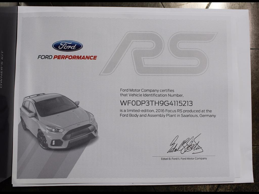2016 Ford Focus RS - Photo 45 - Rancho Cordova, CA 95742