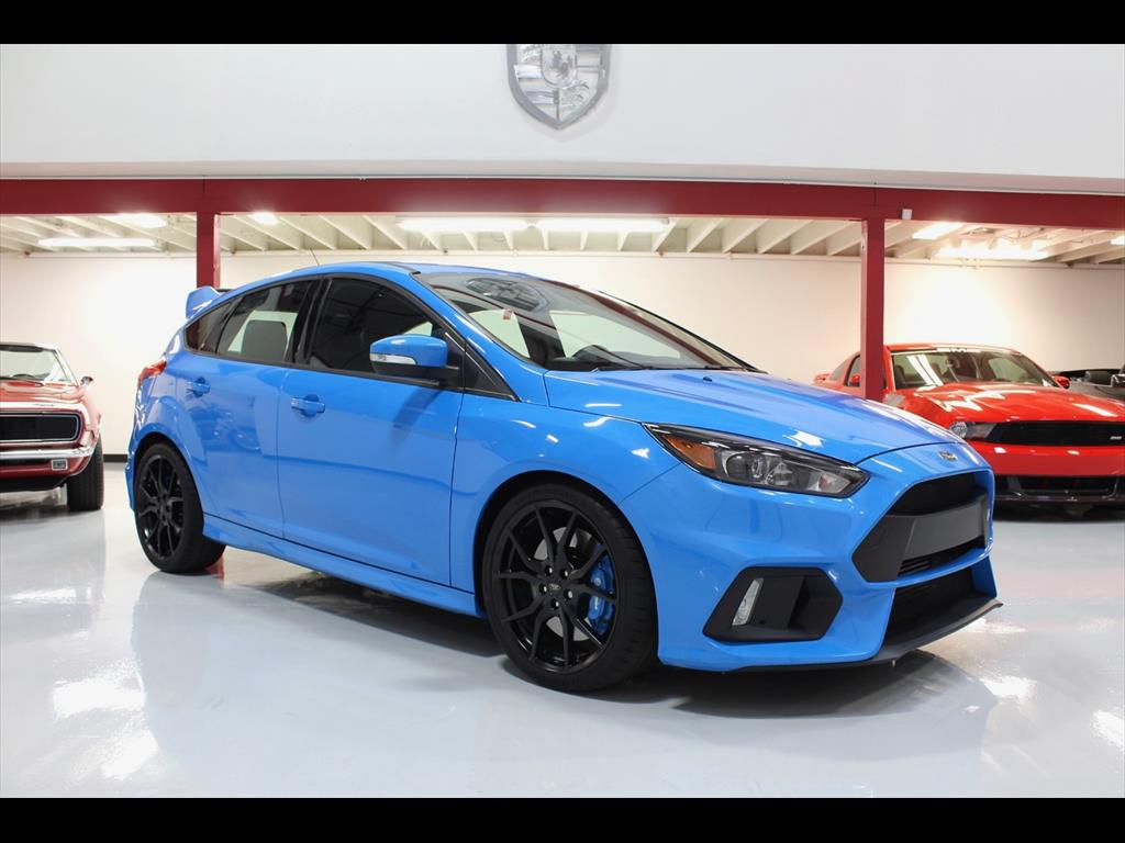 2016 Ford Focus RS - Photo 3 - Rancho Cordova, CA 95742