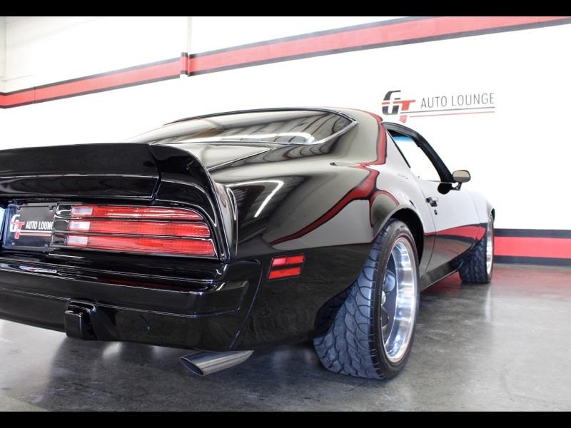 1974 Pontiac Firebird Resto Mod - Photo 12 - Rancho Cordova, CA 95742