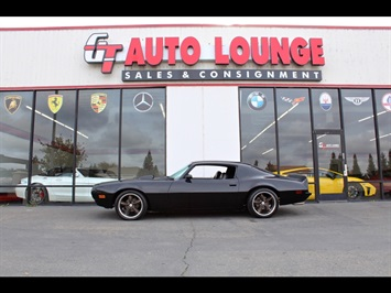 1974 Pontiac Firebird Resto Mod - Photo 37 - Rancho Cordova, CA 95742