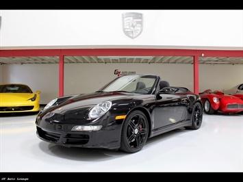 2008 Porsche 911 Carrera 4S Convertible