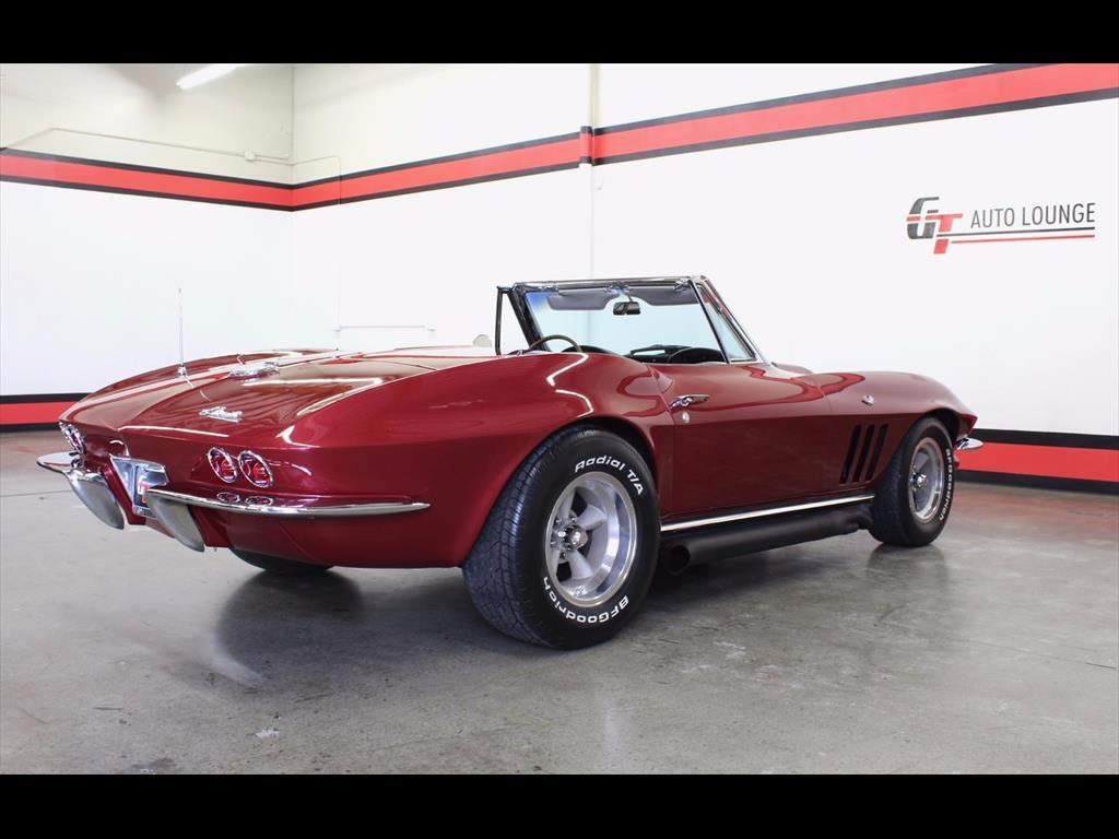 1965 Chevrolet Corvette Stingray Convertible - Photo 8 - Rancho Cordova, CA 95742