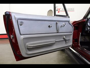 1965 Chevrolet Corvette Stingray Convertible - Photo 29 - Rancho Cordova, CA 95742
