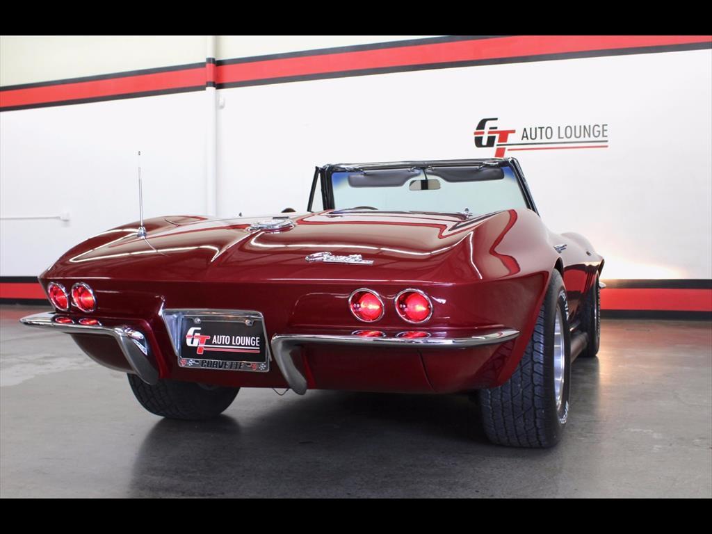 1965 Chevrolet Corvette Stingray Convertible - Photo 19 - Rancho Cordova, CA 95742