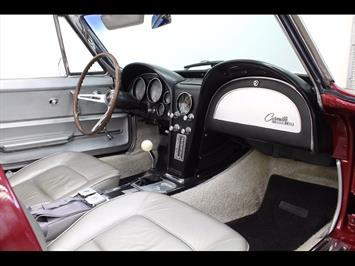1965 Chevrolet Corvette Stingray Convertible - Photo 27 - Rancho Cordova, CA 95742