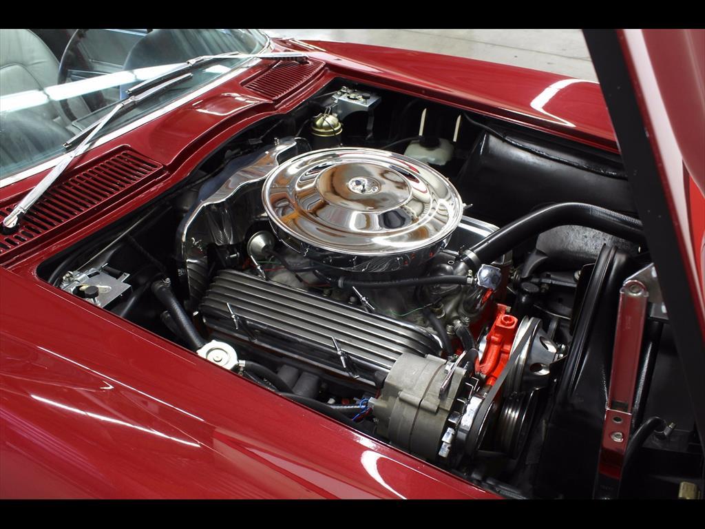 1965 Chevrolet Corvette Stingray Convertible - Photo 22 - Rancho Cordova, CA 95742