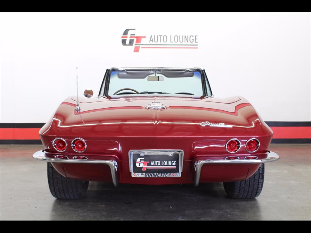 1965 Chevrolet Corvette Stingray Convertible - Photo 7 - Rancho Cordova, CA 95742