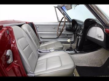 1965 Chevrolet Corvette Stingray Convertible - Photo 28 - Rancho Cordova, CA 95742