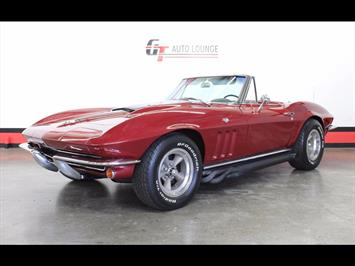 1965 Chevrolet Corvette Stingray Convertible Convertible
