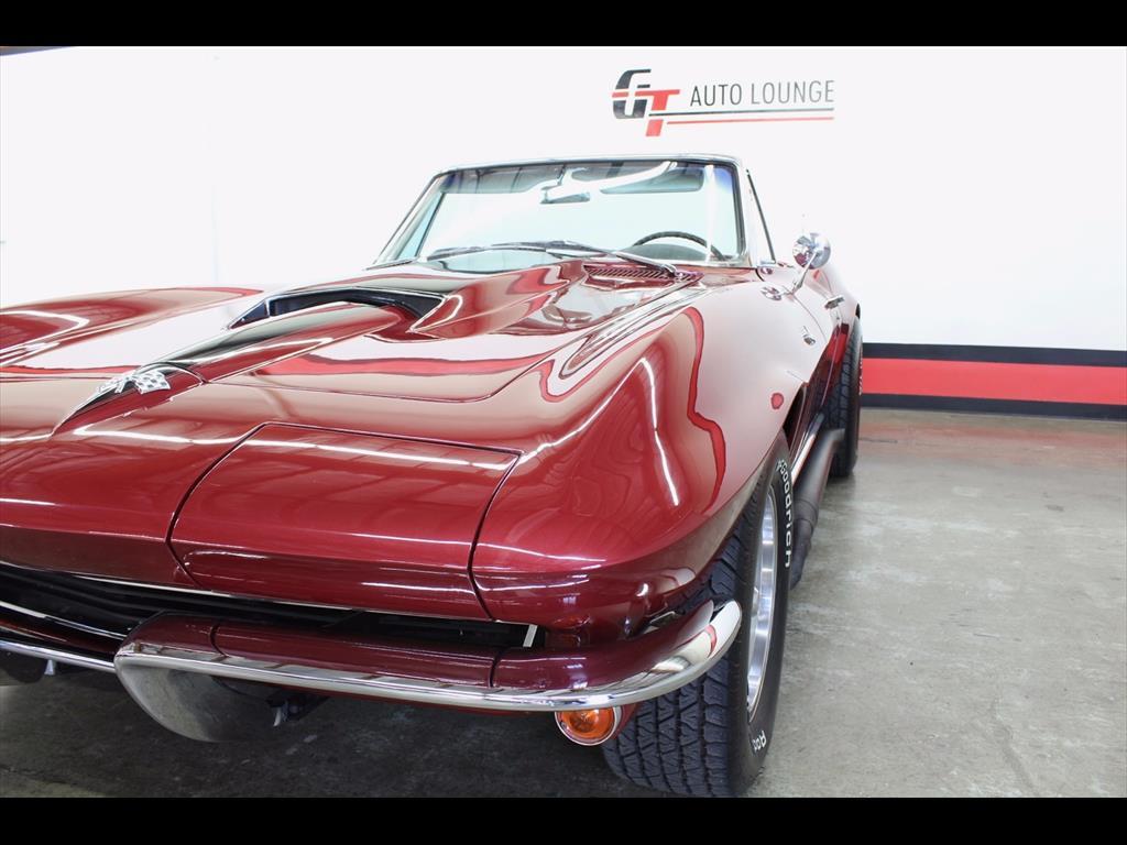 1965 Chevrolet Corvette Stingray Convertible - Photo 10 - Rancho Cordova, CA 95742