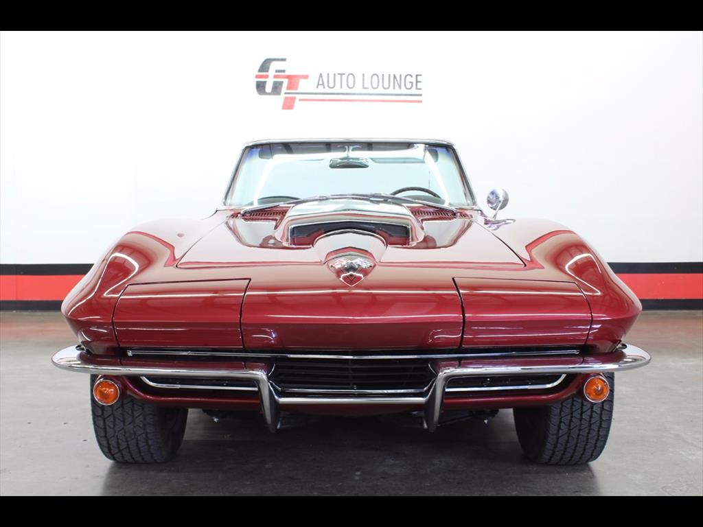 1965 Chevrolet Corvette Stingray Convertible - Photo 2 - Rancho Cordova, CA 95742