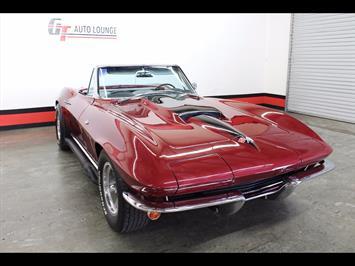 1965 Chevrolet Corvette Stingray Convertible - Photo 13 - Rancho Cordova, CA 95742