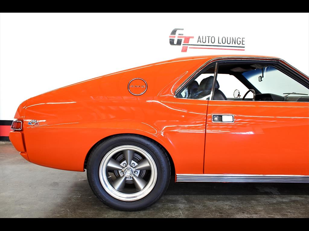1969 AMC AMX Go Package - Photo 13 - Rancho Cordova, CA 95742