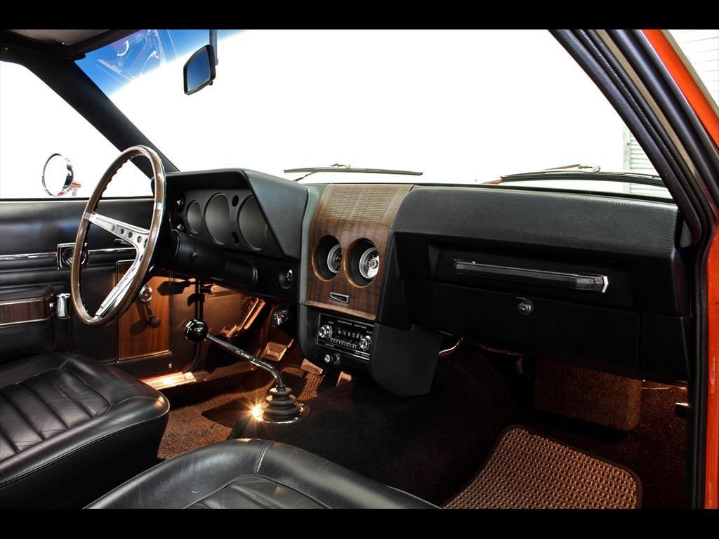 1969 AMC AMX Go Package - Photo 27 - Rancho Cordova, CA 95742