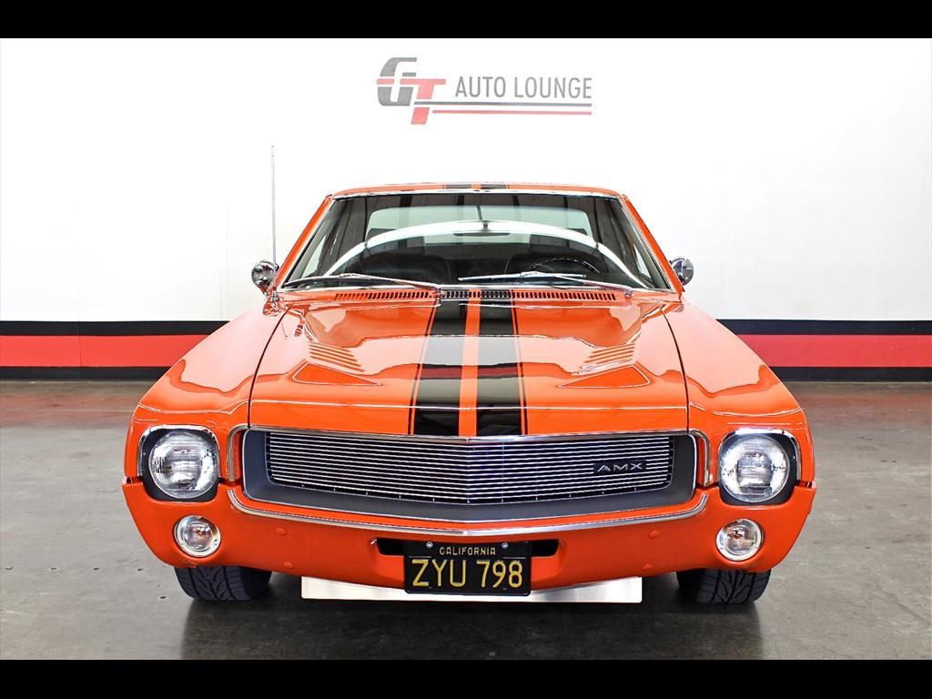 1969 AMC AMX Go Package for sale in , CA | Stock #: 102718