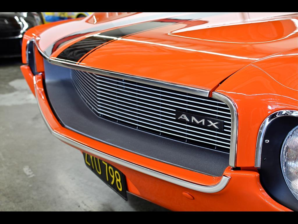 1969 AMC AMX Go Package - Photo 18 - Rancho Cordova, CA 95742