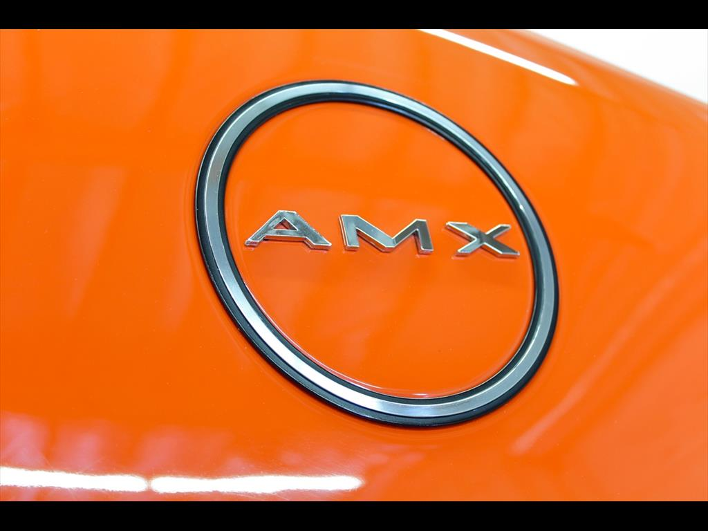 1969 AMC AMX Go Package - Photo 41 - Rancho Cordova, CA 95742
