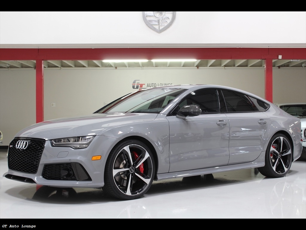 2016 Audi Rs 7 Exclusive Edition For Sale In Ca Stock 103189