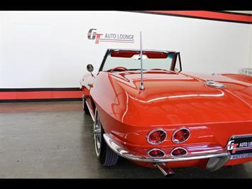 1963 Chevrolet Corvette Roadster - Photo 13 - Rancho Cordova, CA 95742