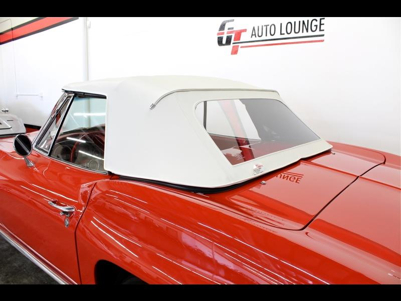 1963 Chevrolet Corvette Roadster - Photo 19 - Rancho Cordova, CA 95742