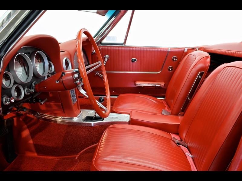 1963 Chevrolet Corvette Roadster - Photo 28 - Rancho Cordova, CA 95742