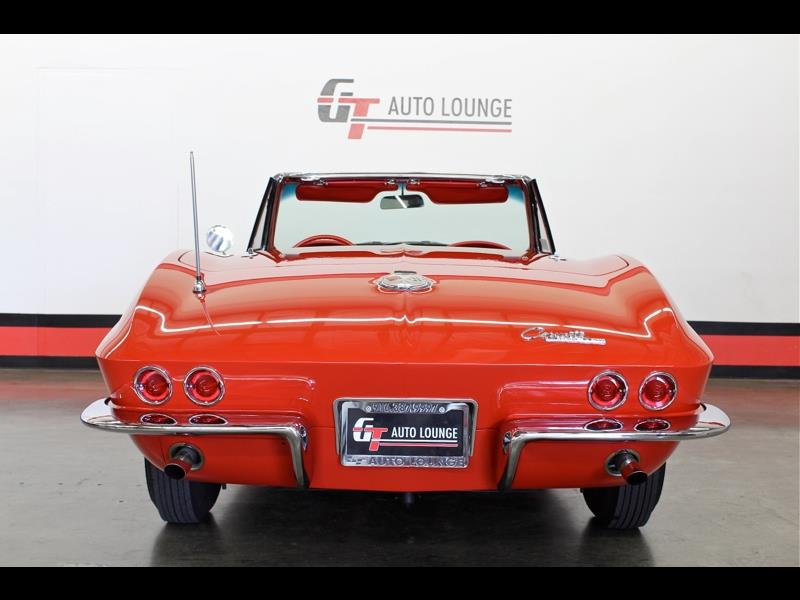 1963 Chevrolet Corvette Roadster - Photo 8 - Rancho Cordova, CA 95742