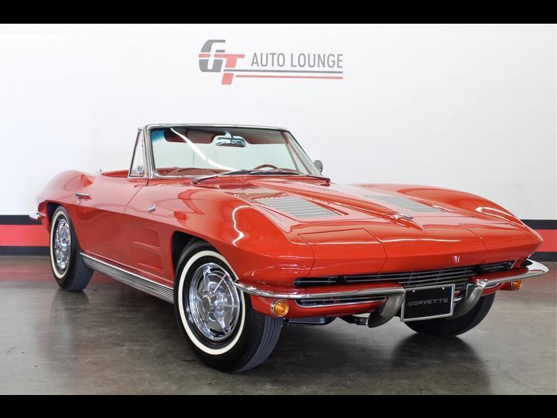 1963 Chevrolet Corvette Roadster - Photo 3 - Rancho Cordova, CA 95742