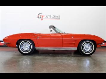 1963 Chevrolet Corvette Roadster - Photo 4 - Rancho Cordova, CA 95742