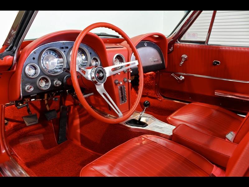 1963 Chevrolet Corvette Roadster - Photo 27 - Rancho Cordova, CA 95742
