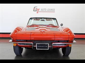 1963 Chevrolet Corvette Roadster - Photo 2 - Rancho Cordova, CA 95742