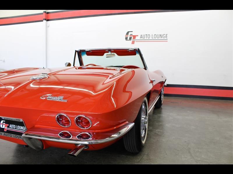 1963 Chevrolet Corvette Roadster - Photo 15 - Rancho Cordova, CA 95742