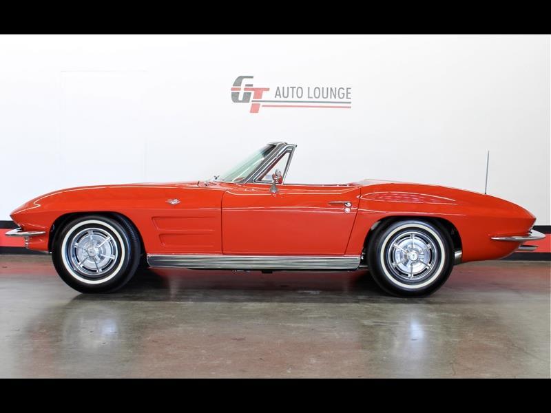 1963 Chevrolet Corvette Roadster - Photo 5 - Rancho Cordova, CA 95742