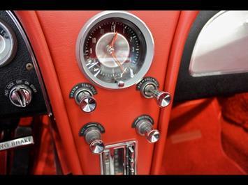 1963 Chevrolet Corvette Roadster - Photo 39 - Rancho Cordova, CA 95742