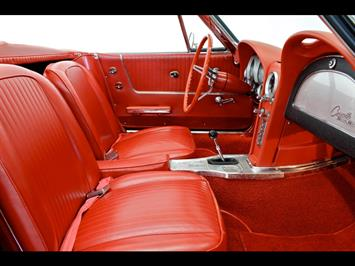 1963 Chevrolet Corvette Roadster - Photo 32 - Rancho Cordova, CA 95742