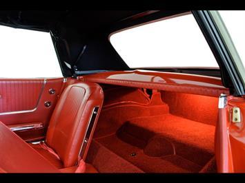 1963 Chevrolet Corvette Roadster - Photo 30 - Rancho Cordova, CA 95742