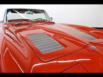 1963 Chevrolet Corvette Roadster - Photo 22 - Rancho Cordova, CA 95742